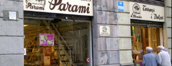 Parami is one of Barcelona.