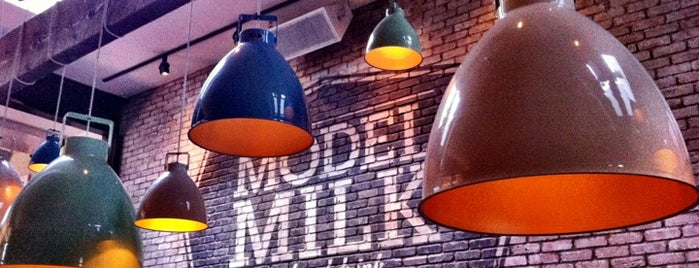 Model Milk is one of Calgary To do.