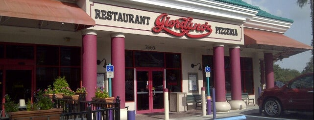 Giordano's is one of Orlando.