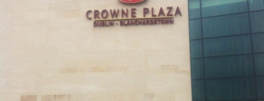 Crowne Plaza Dublin - Blanchardstown is one of When you travel.....