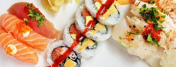 Tezukuri Sushi is one of Sthlm yemek atistirmalik.