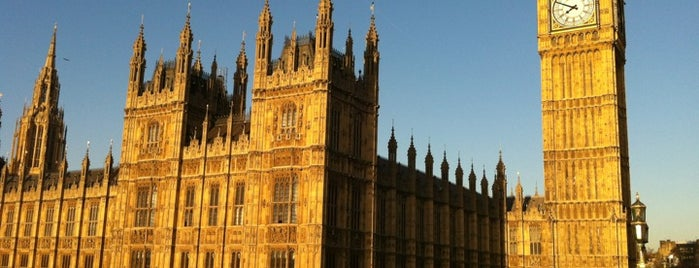 Houses of Parliament is one of London Cultural.