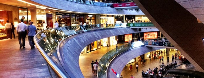 Kanyon is one of Istanbul Tourist Attractions by GB.
