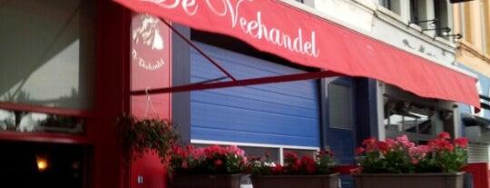 De Veehandel is one of Tim's Favorite Restaurants & Bars around The Globe.