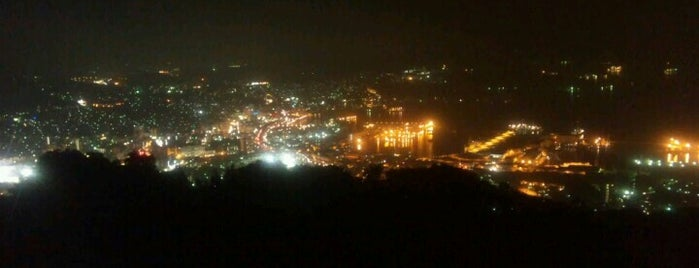 弓張岳展望台 is one of 日本夜景遺産.