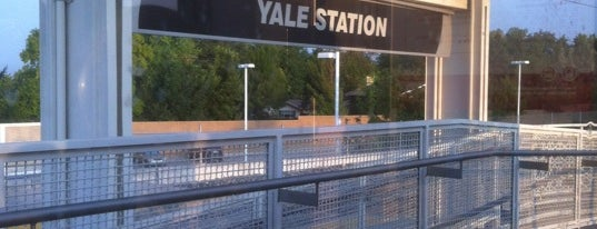 RTD - Yale Light Rail Station is one of Everywhere I've been in the Denver Metro.