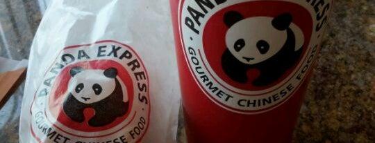 Panda Express is one of สถานที่ที่ Robin ถูกใจ.