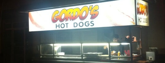 Gordo's Hot Dogs is one of IRMA 님이 좋아한 장소.