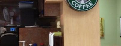 Starbucks is one of Gespeicherte Orte von Lily.