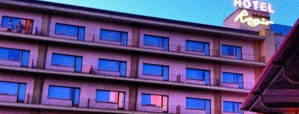 Hotel Regio is one of Hoteles en España.