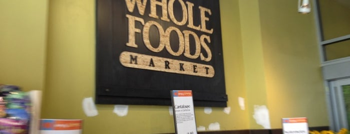 Whole Foods Market is one of NY To Do.