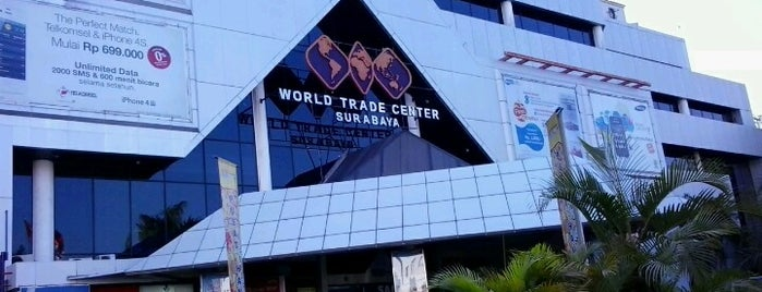 World Trade Center (WTC) is one of Surabaya.