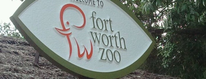 Fort Worth Zoo is one of Orte, die Earl gefallen.