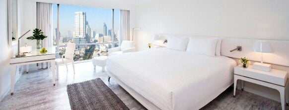 Pullman Bangkok Hotel G is one of Locais curtidos por Cristina.