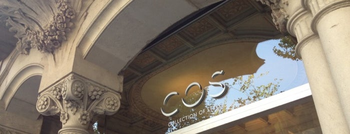 COS is one of Barcelona.