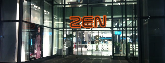 ZEN Department Store is one of Posti che sono piaciuti a 「 SAL 」.