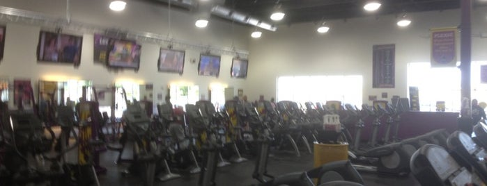 Planet Fitness is one of Harmoney Favorite spots.