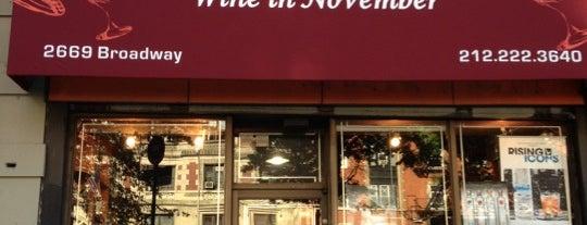 Wine in November is one of Lugares guardados de Roger.