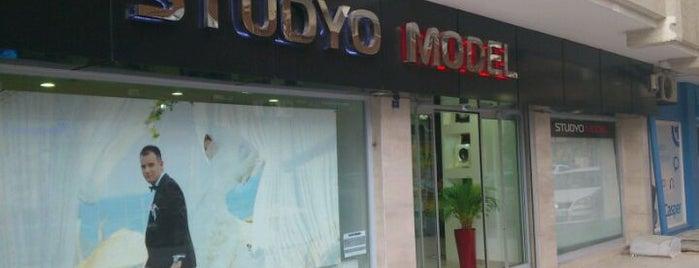 Stüdyo Model is one of สถานที่ที่ Cansu ถูกใจ.