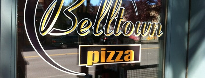 Belltown Pizza is one of Lieux qui ont plu à Carl.