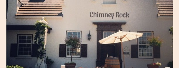 Chimney Rock Winery is one of Film. Food. Wine..