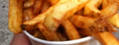 Thrasher's French Fries is one of The Delaware Beaches.