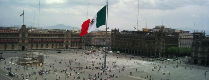 Zócalo Central Hotel is one of Mexico City.