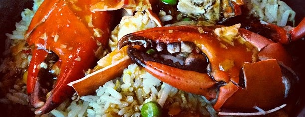 Fish & Crab Shack is one of Food in Singapore!.