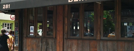 The Blind Tiger is one of Places to Eat.