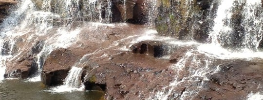 Gooseberry Falls State Park is one of Best of the North Shore.