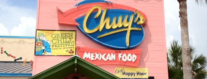 Chuy's is one of Best places to go in Houston.