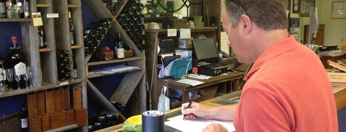 Elk Run Vineyards is one of Wineries Visited.