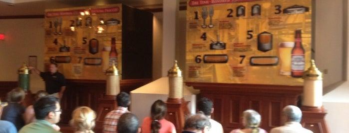 Budweiser Brewing Process is one of Brkgny 님이 좋아한 장소.
