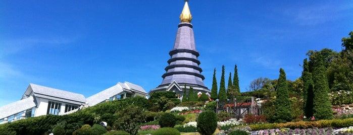 Phra Maha Dhatu Nabhapol Bhumisiri is one of Trips / Thailand.