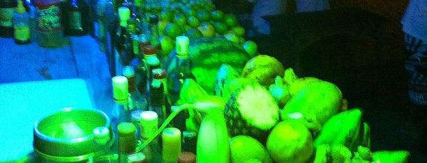 Jungle Bar is one of Be: сохраненные места.