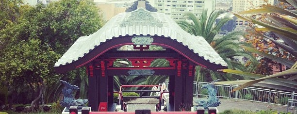 Yamashiro Hollywood is one of Pacific Old-timey Bars, Cafes, & Restaurants.