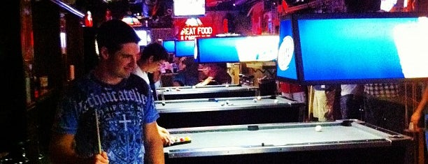 Average Joe's is one of Jared's Liked Places.