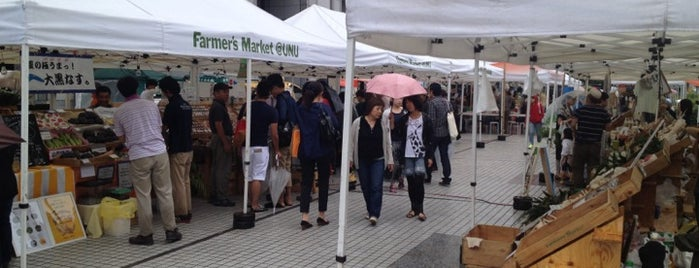 Farmer's Market is one of Tokyo Eating Guide - Updated Annually since 2012.