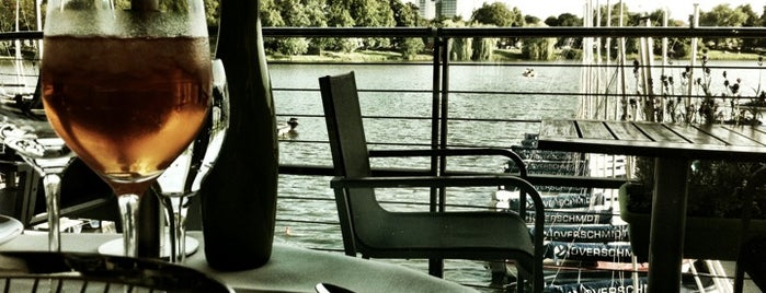 Am Aasee is one of Münster - must visit.