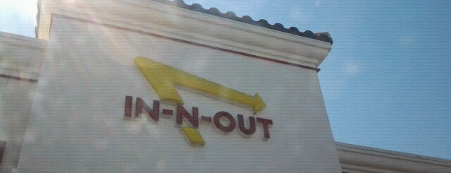 In-N-Out Burger is one of Enrique: сохраненные места.