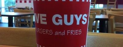 Five Guys is one of Posti che sono piaciuti a Gavin.