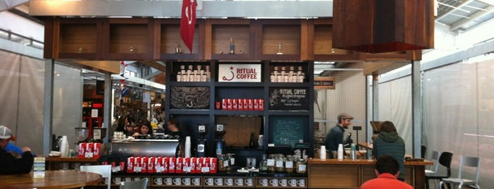 Ritual Coffee Roasters is one of Napa?.