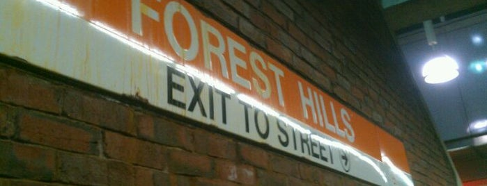 MBTA Forest Hills Station is one of Joshua's Liked Places.