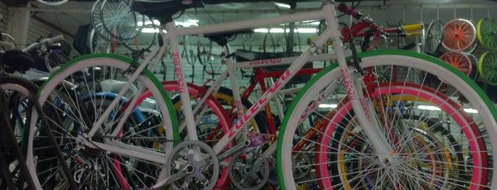 Bicicletas Zulecazu is one of Luis 님이 저장한 장소.