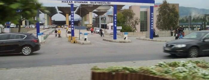 İzmir Şehirler Arası Otobüs Terminali is one of like.