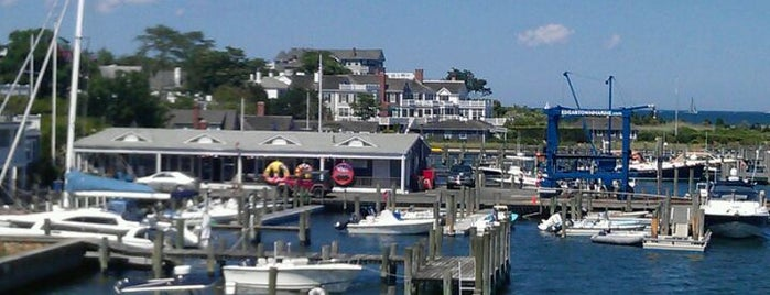 Edgartown, Martha's Vineyard, MA is one of Lugares favoritos de Danyel.