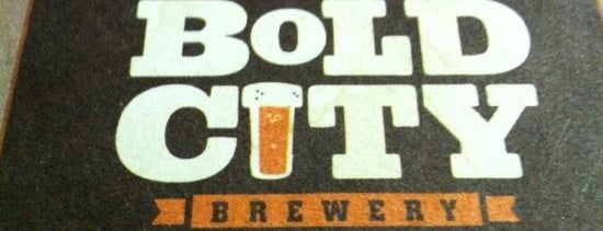 Bold City Brewing Co. is one of Blondie's favorite dating spots.