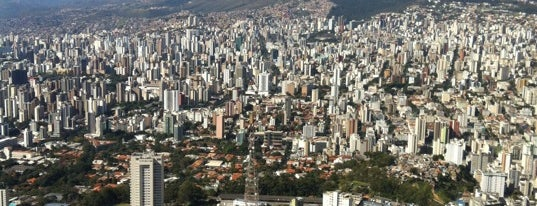 Belo Horizonte is one of Conseguir Mayorships.