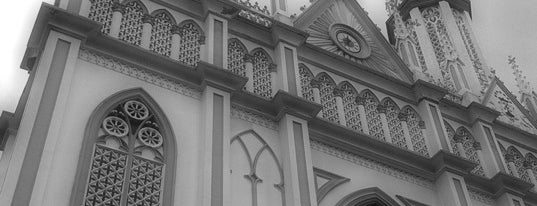 Iglesia del Carmen is one of สถานที่ที่บันทึกไว้ของ Max.