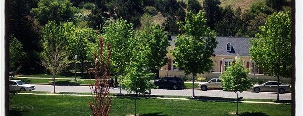 Memory Grove Park is one of InSite - Salt Lake City.